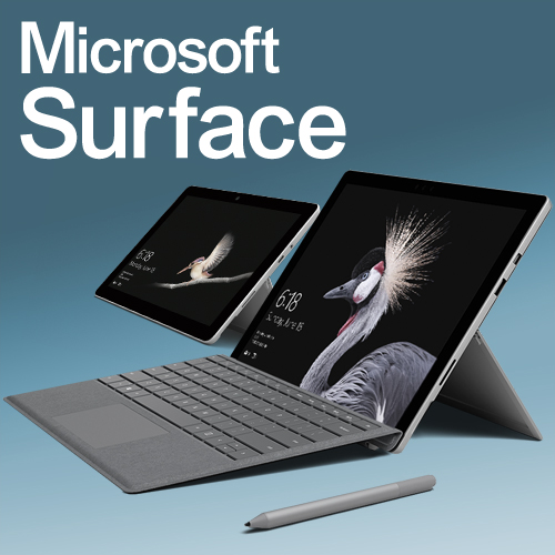 Microsoft Surface 筆電