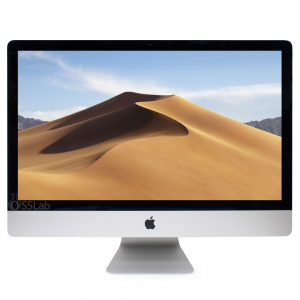 [iMac 27″ 5K] 4核心/ 雙硬高規-2017 Core i7