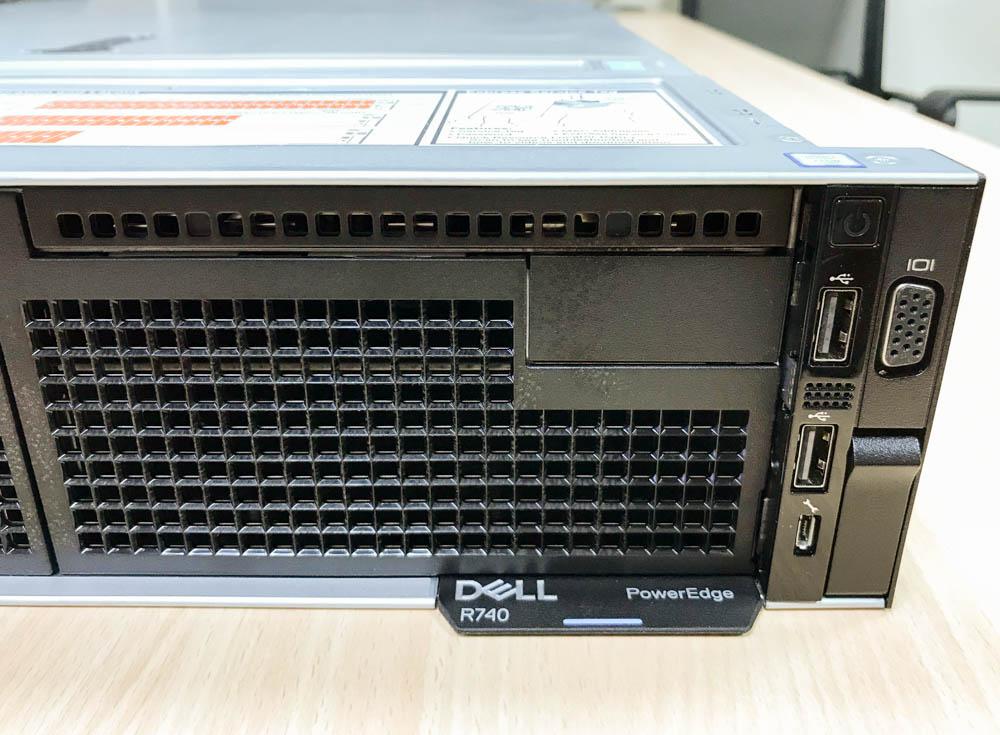 Dell R740 I/O
