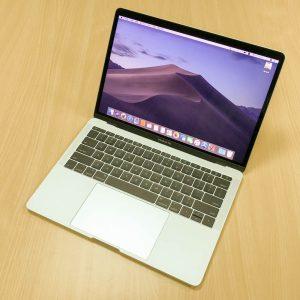 [MacBook Pro 13″ 2017][輕損出清款] 雙雷電3頭