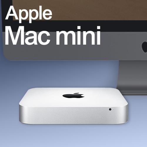 Apple桌機-Mac mini