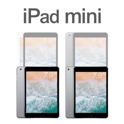 "iPad mini 1 2 3 4 [7.9""]"