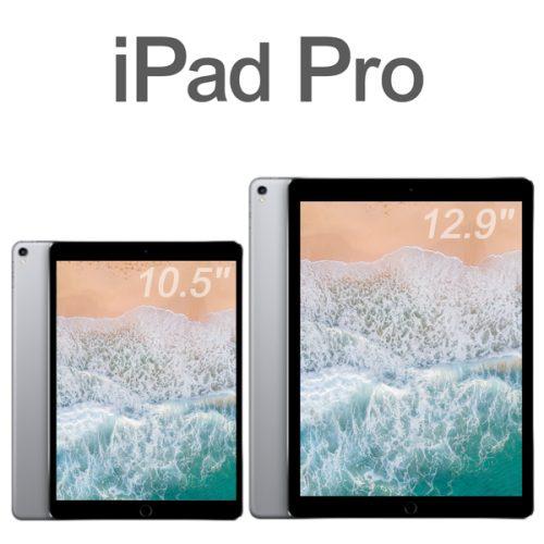 iPad Pro1 Pro2 全尺寸全系列