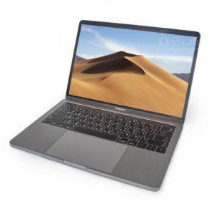 [MacBook Pro 13″ 2017] 四個 Thunderbolt 3 連接埠