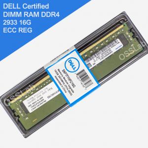 DELL全新原廠貨 DDR4 2933 16GB ECC REG 伺服器專用記憶體 [3年保固]