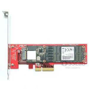 SAMSUNG 三星 NF1 PM983 NVMe SSD 3.84TB (NGSFF / M.3) + PCIe 3.0 x4 轉卡(含長短板)