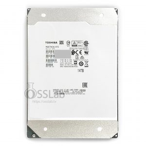 Toshiba 東芝 14TB 3.5吋企業級硬碟 6Gbps 7200轉 (五年保固) – MG07ACA14TE